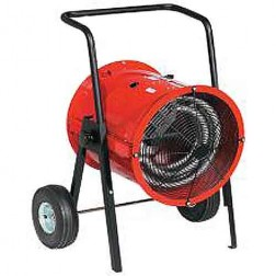Flagro DRA-10-23 (3/1 phase) Portable Spot Industrial Electric Heater