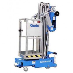 Genie AWP-25S DC Aerial Work Platform/Narrow Base