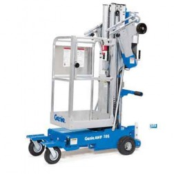 Genie AWP-30S Aerial Work Platform/Rough Terrain/Air Motor