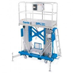 Genie DPL-30S DC 30ft Dual Personnel Lift