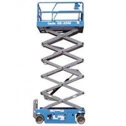 Genie GS-3246 Electric Scissor Lifts