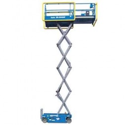 Genie GS-2646 AV Aviation Electric Scissor Lifts