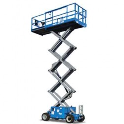 Genie GS-2669 RT Rough Terrain Scissor Lifts