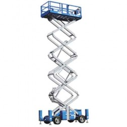 Genie GS-4390 RT Rough Terrain Scissor Lifts