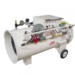 Heat Wagon 1800BL 750K BTU Liquid Withdrawal Propane Direct Fired Heater