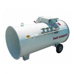 Heat Wagon 3050 3500K BTU LP/NG Direct Fired Heater