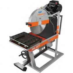 "Norton Products BBL7247 24"" Blade Block Buster Large 5HP Electric Masonry Saw"