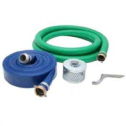 "2"" Water Pump Hose Kit by Abbott Rubber"