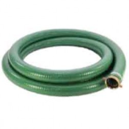 "20ft Long 6"" Water Suction Hose by Abbott Rubber"