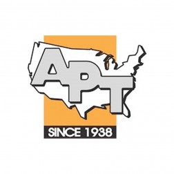 APT Single Axle Trailer for APTG25 APTG4545 - Hydraulic Brakes 0000 0493 53