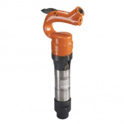 "M650 APT Chipping Hammer .680 Round Nose Bushing 3"" Stroke"