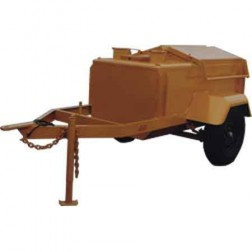 ASE 150Gal Standard Lid Tow Kettle