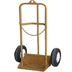 ASE Propane Cylinder Carrier with Flat-Free Wheels