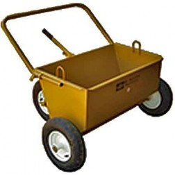 "ASE 36"" Manual Gravel Spreader"