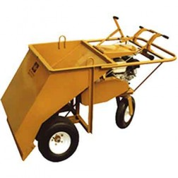 "ASE 36"" Wheels Under 5.5HP Gravel Spreader"