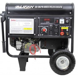 Lifan AXQ1-200a-CA Welder/Generator Combo CARB