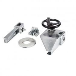 Raimondi Tools Manual Feed Kit with Wheel for BD1WD BDMFK1