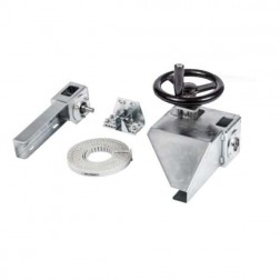 Raimondi Tools Manual Feed Kit with Wheel for BD2WD BDMFK2