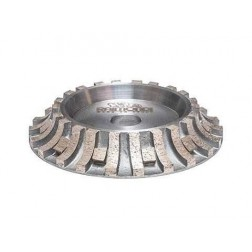 "Raimondi Tools Step 1 Milling Wheel 5/8"" BDW58S1"