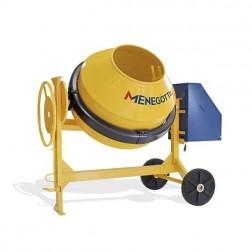 Menegotti 400L 11 cu ft Concrete Mixer with Honda GX 160