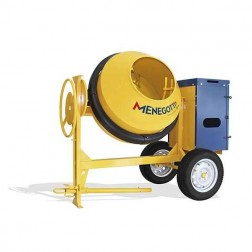 Menegotti 11 cu ft Concrete Mixer