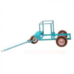 Bartell Power Sprayer Tow Cart