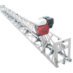 30ft Self Propelled Super Truss Screed 9HP Honda Bartell