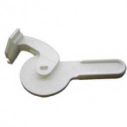 Elite Plastiforms Cam-lock for 1/4 to 3/8 inch stakes(100 per Box)