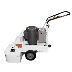 CC202E1 2HP-1P Electric Dual Head Floor Grinder