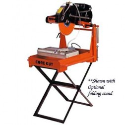 CC525MXL2E1 2.5HP-1PH Electric Brick Paver Saw Diamond Products