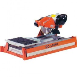 CC1000T 1-1/2 hp Super Duty Tile Saw Diamond Products