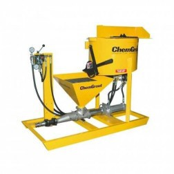 ChemGrout CG-550-030/H Rugged Hydraulic High Pressure Grouter w/Mixer