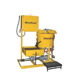 ChemGrout CG-550-031/A Geotech Air-Powered Grouter w/Mixer