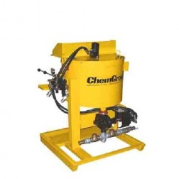 ChemGrout  CG-550/B/H Bowie Hydraulic Bentonite Well Grouter w/ Mixer