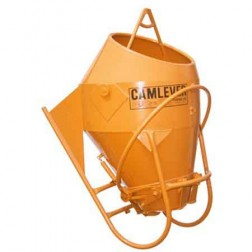 6 Yard Camlever Round Laydown Bucket RLD-600