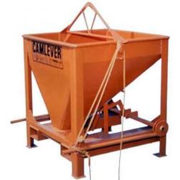 1 Yard Camlever Square Beam Bucket S-100