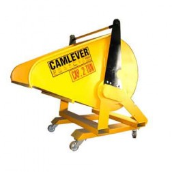 Camlever Forklift or Crane Recycler CFD-100