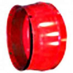 """Cantherm 28"""" Duct Adapter for Jumbo-600"""