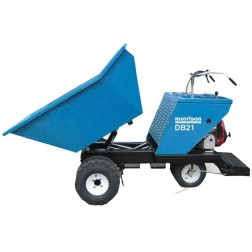 Bartell 21 Cu/Ft DB21 Steel Concrete Buggy