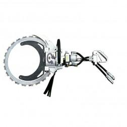 HDS60-12 Hydraulic Dragon Ring Saw 12GPM Diamond Products