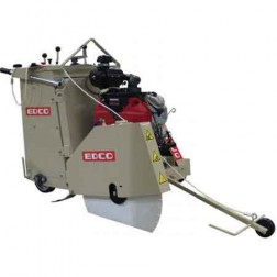 EDCO SS-24-24 24HP Honda Gas Self Propelled Walk Behind Concrete Saw