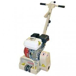 "8"" Gas 5.5HP CPL-8 Concrete Scarifier by EDCO"
