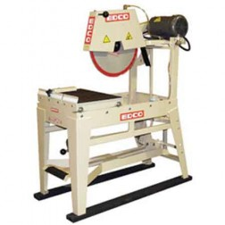 "EDCO MS-20-7.5H 20"" Electric Block Saw 7.5 HP-3P 21300"
