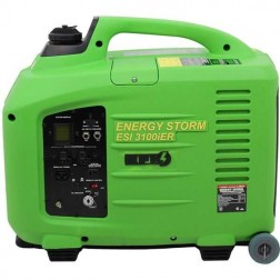 Lifan ESI 3100iER-EFI Digital Inverter Generator Recoil Start