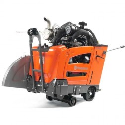 "Husqvarna FS5000-D with E-Tracking 36"" 3 Spd Concrete Flat Saw- 967207323"