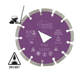 Diteq Green Concrete Connection Blade Purple-GC-31
