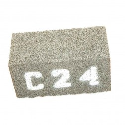 Pack of 3 Medium Grade C24 Grinding Stones for SG24 Grinder by General Equipment