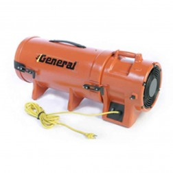 General Equipment EP8AC25P Air Ventilation Blower
