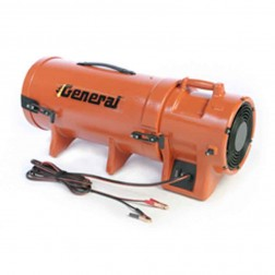 General Equipment EP8DC25P Air Ventilation Blower