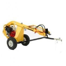 Ground Hog HD99 Hydraulic One man Towable Earth Drill